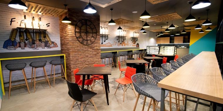 Cafeteria & Lounge