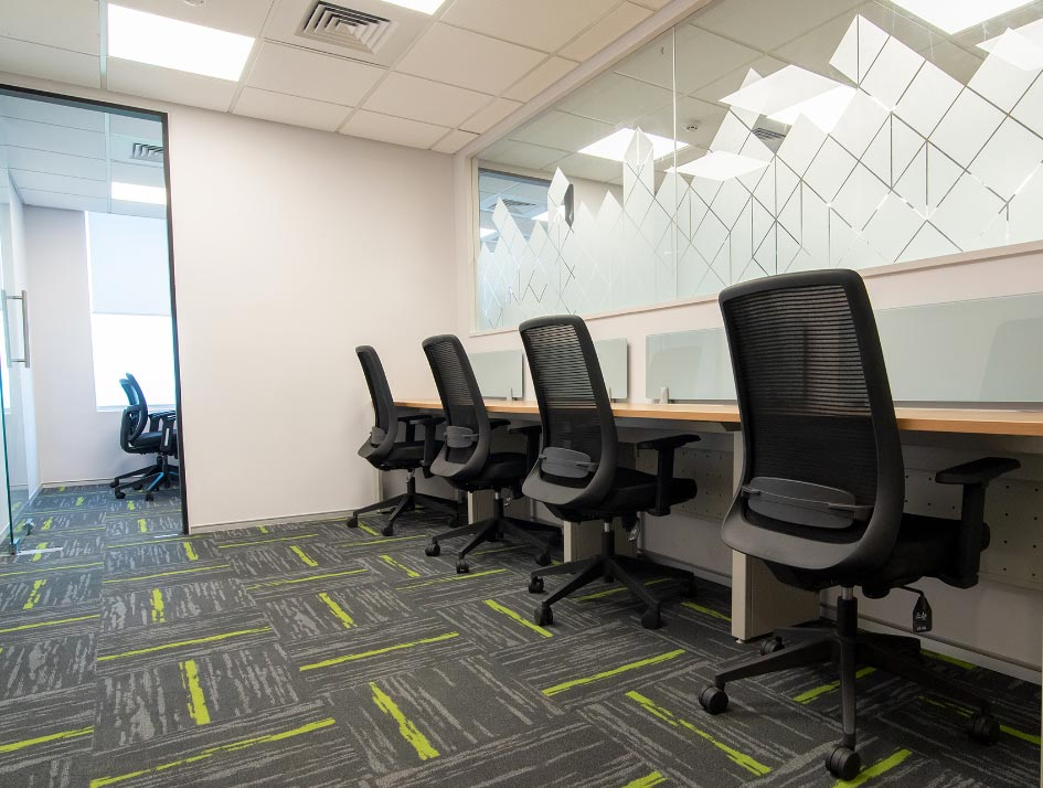 Multi-Seat Offices