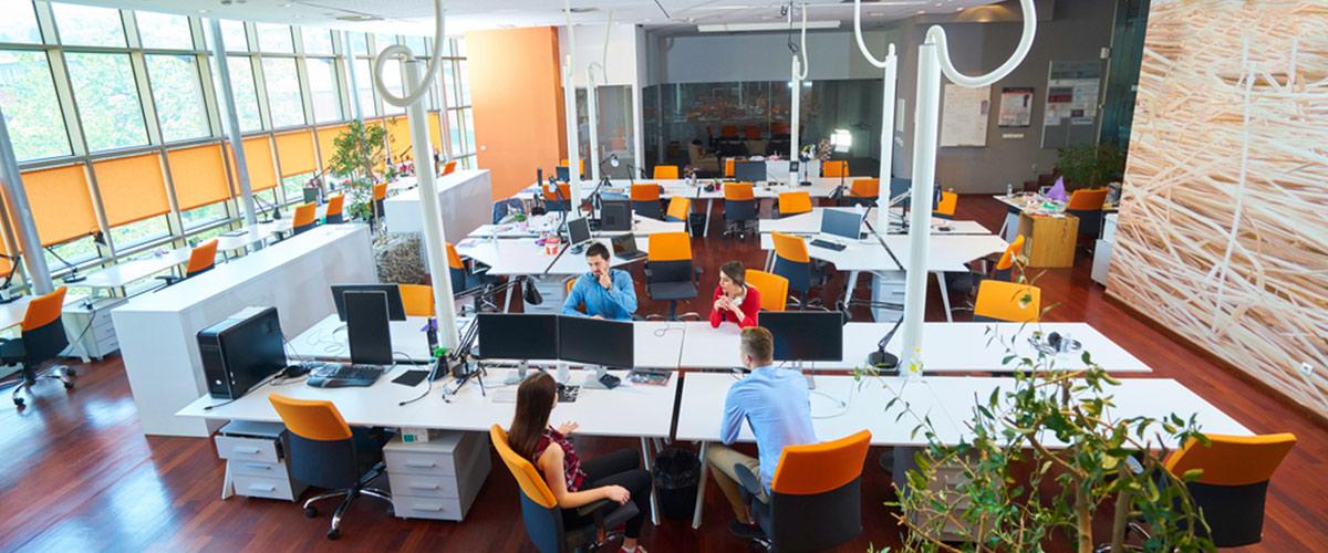 Zioks: Benefits of coworking