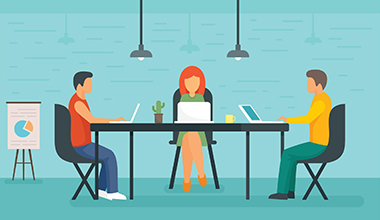 Coworking Space: coworking experience