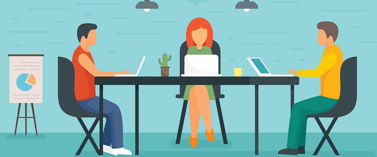 Zioks: coworking experience